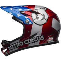Bekleidung: Bell  Sanction silver Nitro Circus XS