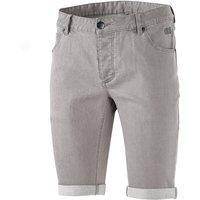 Bekleidung: IXS  Nugget Denim Shorts grey 38