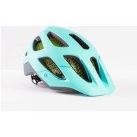 Bekleidung: Bontrager  Blaze WaveCel Mountain Bike Helmet Miami Green L