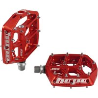 fahrradteile: HOPE Hope F20 PEDALS - PAIR - RED