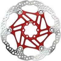 fahrradteile: HOPE Hope FLOATING DISC - 183MM 6 BOLT-FLOAT-RED