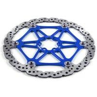 fahrradteile: HOPE Hope V4 DISC - 203MM 6 BOLT (VENT) - BLUE
