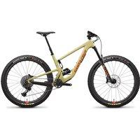 Fahrräder: Santa Cruz  Hightower C S Desert and Orange 2020 Reserve M