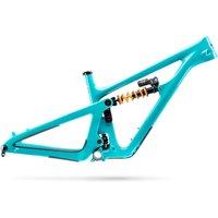 fahrradteile: Yeti  SB165 T-Series Frame turquoise 2020 M