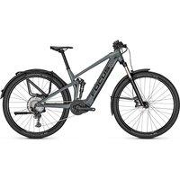 Fahrräder: Focus  Thron SQUARED 6.8 EQP Slate Grey 2020 M