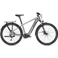 Fahrräder: Focus  Aventura SQUARED 6.7 Toronto Grey 2020 L