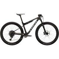 Fahrräder: Trek  Supercaliber 9.8 Matte CarbonGloss  Black 2020 ML
