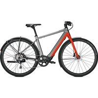 Fahrräder: Kalkhoff  Berleen 5.G Advance jetgreyhotchilli matt 2020 Diamond XL