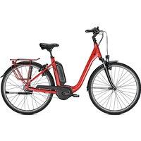 Fahrräder: Kalkhoff  Agattu 3.B Advance fire glossy 2020 500 Wh Rücktritt M
