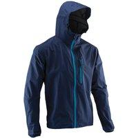 Bekleidung: Leatt  DBX 2.0 Jacket Blue Ink S