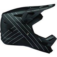 Bekleidung: 100percent 100% Status DHBMX helmet Essential Black XL