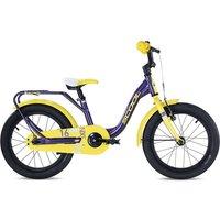 Fahrräder: S´Cool  niXe alloy 16 purple metallicyellow