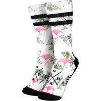 Bekleidung: Loose Riders  Socken Flamingos