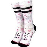 Bekleidung: Loose Riders  Socken Sakura grey