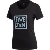Bekleidung: adidas Terrex FiveTen Women GFX Tee  M