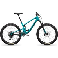 Fahrräder: Santa Cruz  5010 C R Loosely Blue 2021 XS