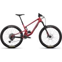Fahrräder: Santa Cruz  5010 CC X01 Rasp Sorbet 2021 M