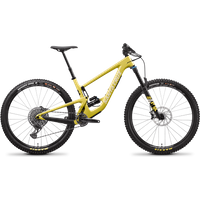 Fahrräder: Santa Cruz  Megatower 1 C S Amarillo Yellow L