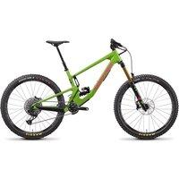 Fahrräder: Santa Cruz  Nomad 5 CC X01 Coil Green 2021 M