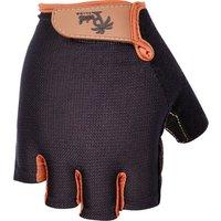 Bekleidung: Pedal Palms  Kurzfingerhandschuh Black N Tan L