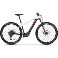 Fahrräder: Mondraker  Prime 29 Black - Dirty White- Flame Red 2021 L