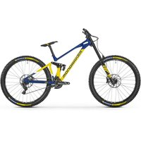 Fahrräder: Mondraker  Summum R 29 Yellow - Deep Blue 2021 L