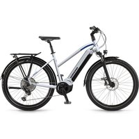 Fahrräder: Winora  Yucatan 12 Winterwhite 2021 Mid 48 cm
