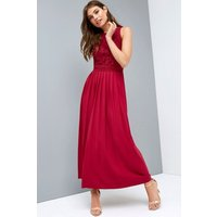 Little Mistress Berry Baroque Maxi  size: 12 UK | EUR 40, colour: Berr