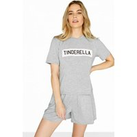 Outlet Girls On Film Tinderella 2 Piece size: 12 UK, colour: Grey