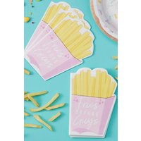 'Fries Before Guys' Napkins