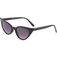 Mini Cat Eye Sunglasses In Black size: ONE SIZE, colour: Black