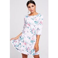 Paper Dolls Montreal Floral-Print Dress size: 6 UK, colour: Floral Pri