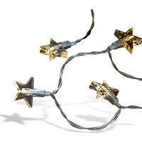 LOBERON Lichterkette 2er Set Cerys, klar (1 x 2.3 x 120cm)