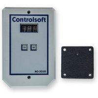Weatherproof Single-Door Panel Mount Fob Access System