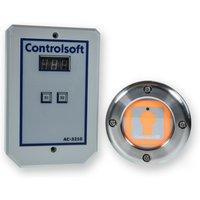 Weatherproof Single-Door Vandal Resistant Fob Access System