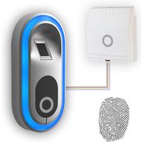 BIOSYS Biometric Fingerprint Reader - Standalone & Weigand