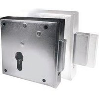 AMF Gate Lock Heavy Duty Rim Deadlock for Gates and Doors