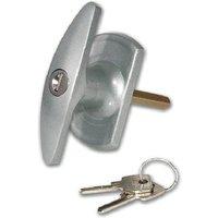 Lowe & Fletcher 1613 1616 Locking Garage Door Handle