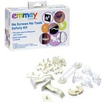 Emmay Child Proof No Screws, No Tools Safety Kit