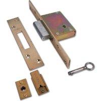 Bramah MD27 Wooden 7 slide Dead Lock