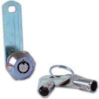 Lowe & Fletcher 4303, 4304, 4314 Radial Pin Tumbler Camlocks