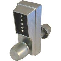 Kaba Simplex 1011 Mechanical Pushbutton Combination Lock