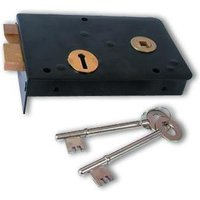 Union 1439 Sash Rim Lock