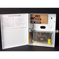 CCTV 10 Amp Boxed 12VDC 1612 Power Supplies