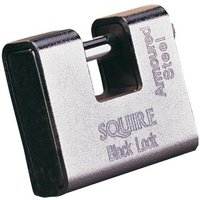 Squire ASWL1 & ASWL2 Straight Shackle Padlock