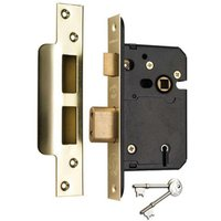 SECUREFAST SKS2 and SKS3 BS3621 5 Lever Front Door Sashlock