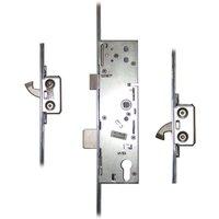 Era 2 Hooks 20mm Radius Faceplate (to suit timber door) Multipoint Lock