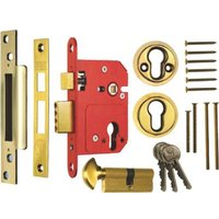 Era British Standard BS8621 Euro Sash Locks
