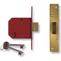 Union 2134 BS3621 5 Lever Dead Lock