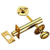 LocksOnline 526 Mortice Door Bolt and Turn/Release